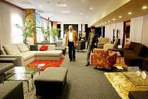 Bytová show v hradeckém Aldisu nabízí příchozím odborníky společností, které se zabývají vším, co k bydlení patří.
