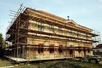 Z bývalé černilovské evangelické školy bude spolkový a kulturní dům