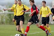 Fotbal: FC Nový Hradec Králové x FK Trutnov.