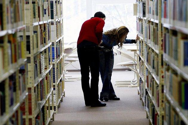 Knihovna pardubické univerzity