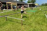 V Ohnišťanech se opět soutěžilo v Crossfitu.