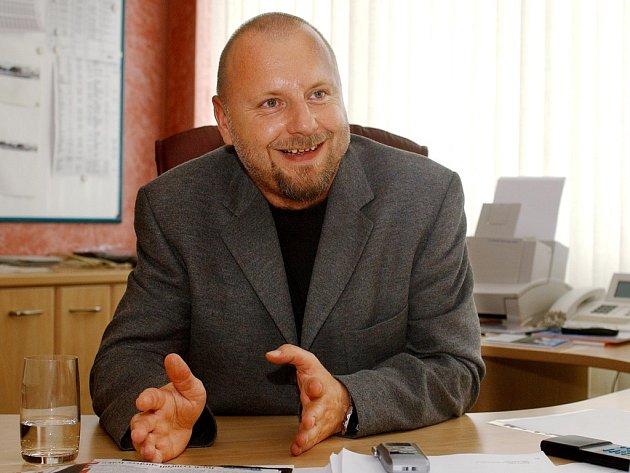 Ředitel rozhlasu Jiří Kánský