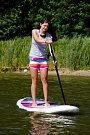 Paddleboarding - zábava a fitness.