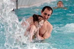 Hradecký plavecký bazen