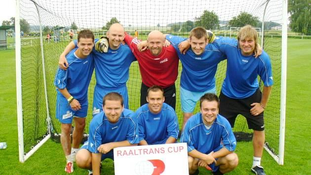 TMK Losers - vítězové 11. ročníku turnaje Raaltrans Cup v Dohalicích.