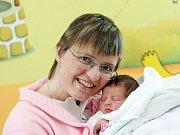 Jana Nováková se narodila 15. dubna  v 5.20 hodin.  Měřila 49 centimetrů a vážila 3000 gramů. S  rodiči Helenou a Josefem Novákovými a bratrem Honzíkem bydlí v Libranticích.