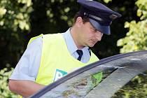 Preventivní akce Policie ČR Jezdíme bez alkoholu a drog (29. června 2010).