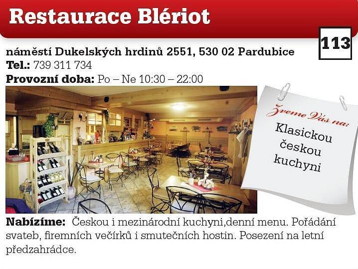 Restaurace Blériot