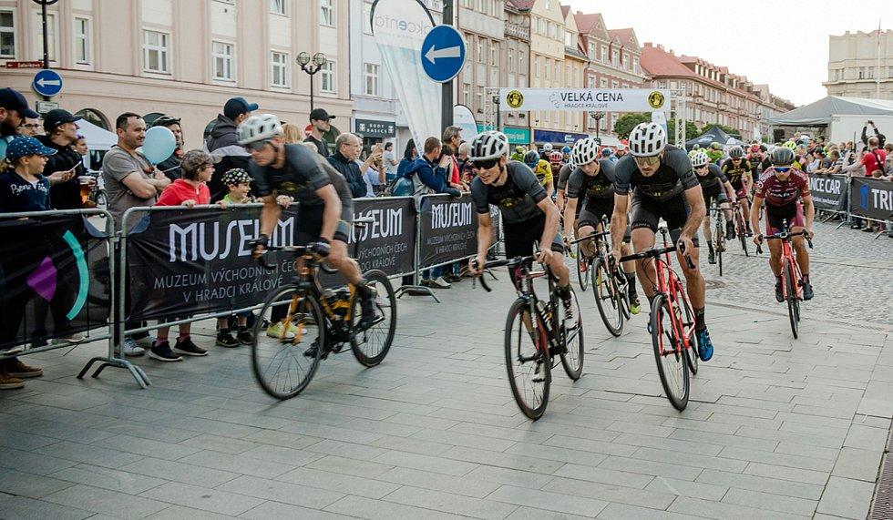 Cyklistický tým Rafkarna IDEA Cycling z Hradce Králové.