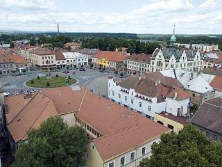 Nový Bydžov, náměstí