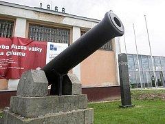 Válečné muzeum na Chlumu.