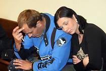 Filip Stejskal a Jarmila Samohylová se na místě vzdali práva na odvolání
