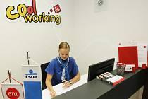 Coolworking – nové kancelářské prostory v centru Hradce Králové - kvalitní zázemí pro začínající podnikatele.