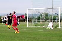 Krajská fotbalová I. A třída: FC Nový Hradec Králové - FK Černilov.