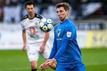 Fotbalová národní liga: FC Hradec Králové - FC Sellier & Bellot Vlašim.