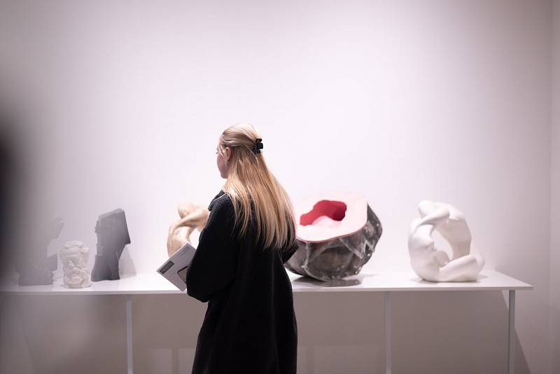 Galerie moderního umění otevřela unikátní výstavu o padělcích.