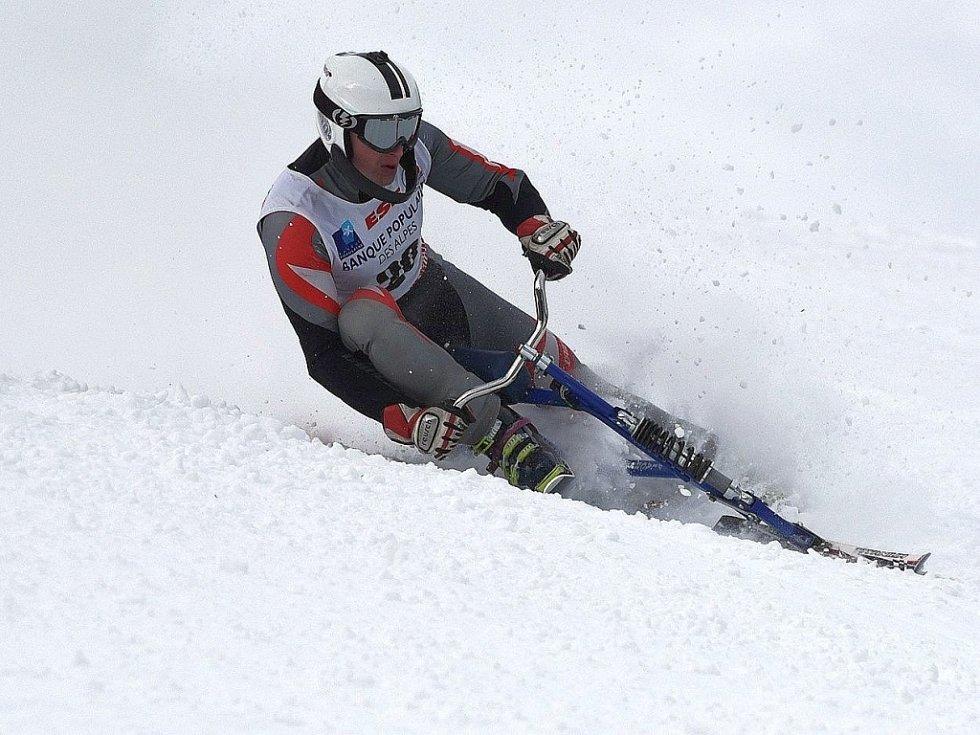 Pavel Čiháček ovládl dva slalomy Světového poháru v rakouském Kleinlobmingu.