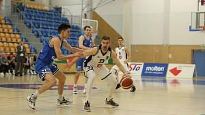 Basketbal Hradec Králové - USK Praha (muži)
