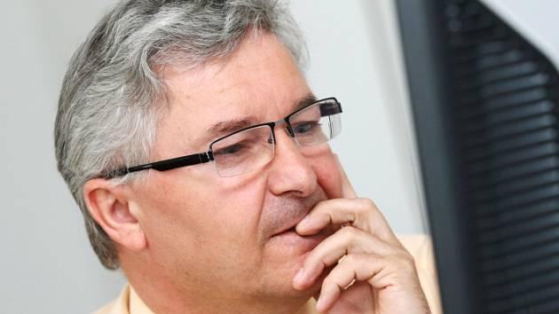 Miroslav Uchytil, starosta Chlumce nad Cidlinou.