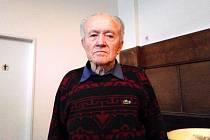 Plukovník Pavel Švec - poslední žijící pamětník Ostravské operace na sklonku II. světové války.