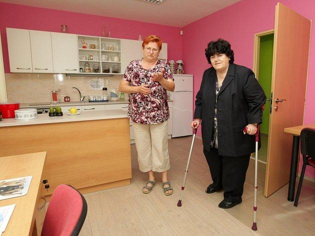 Den otevřených dveří agentury Domácí zdravotní péče Hany Pekárkové.