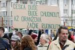 Mítink ČSSD před eurovolbami, Hradec Králové