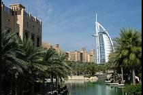 Z cest Kateřiny Slovákové: nedražší hotel světa Burj Al Arab