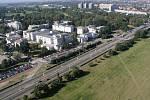 Areál Fakultní nemocnice v Hradci Králové