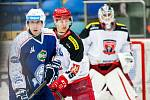Hokejová příprava: Mountfield HK - HC Kometa Brno.