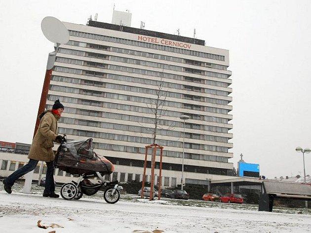 Hotel Černigov - ilustrační foto.