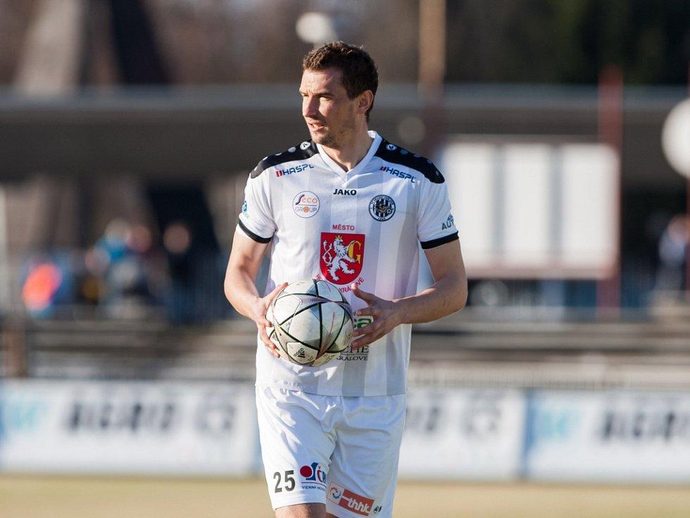 Fotbalová ePojisteni.cz 1. liga: FC Hradec Králové - FK Mladá Boleslav.