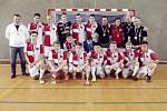 SK Slavia Praha - 2. místo.