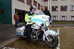 Nové motorky značky Harley Davidson možná bude mít městská policie v Hradci Králové.