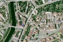 Oblastní spolek Červeného kříže sídlí v Mostecké ulici v Hradci Králové