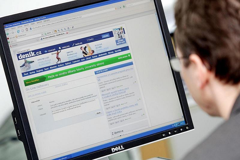 On-line rozhovor s novým děkanem Fakulty vojenského zdravotnictví Univerzity obrany Romanem Chlíbkem 28. ledna 2010