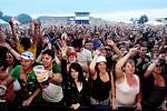 Rock for People 2010: kapela Divokej Bill.