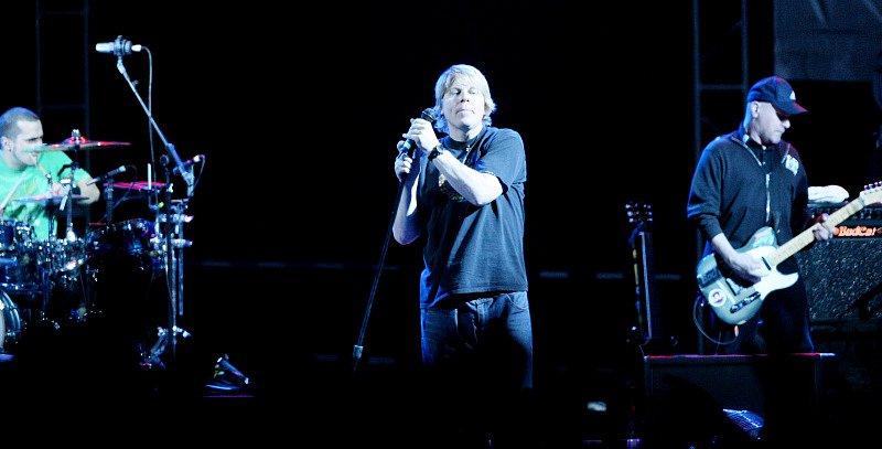 Největší hvězda na Rock for People 2008 v Hradci Králové, The Offspring