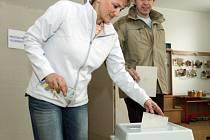 Druhé kolo senátních voleb v Hradci Králové