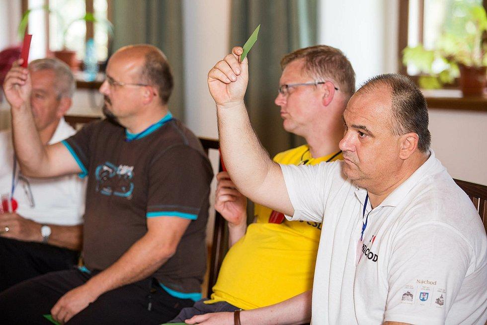 Poslanci na cyklo diskusi Deníku v roce 2017