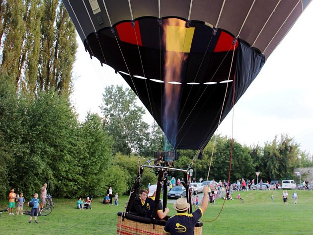 Image result for horkovzdušný balón