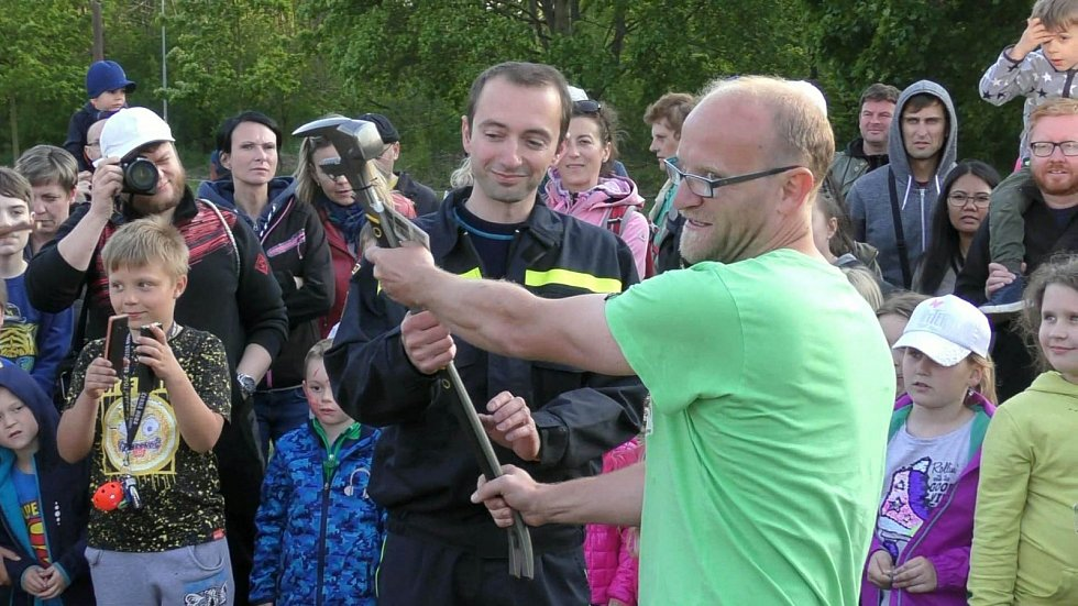 Pálení čarodějnic na Moravském předměstí.