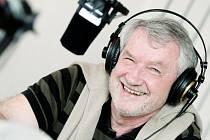 Sociolog a karikaturista Václav Hradecký hostem pořadu PéHá na vlnách Českého rozhlasu Hradec Králové.
