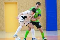 Chance futsal liga: Mados MT Hradec Králové - Balticflora Teplice.