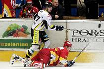 I. hokejová liga: HC VCES Hradec Králové - SK Kadaň.