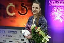 Nejúspěšnější sportovec roku 2013: Radka Krejčová.