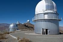 Společnost ProjectSoft HK se svými technologiemi podílela i na stavbě hvězdárny v Chile.