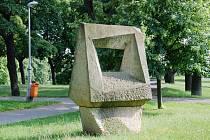 Vlastní pohled izraelského sochaře Igora Browna.