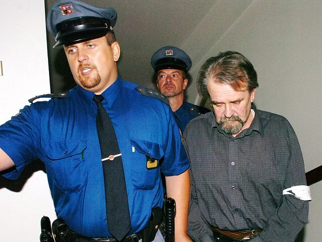 Stanislav Matoušek před krajským soudem