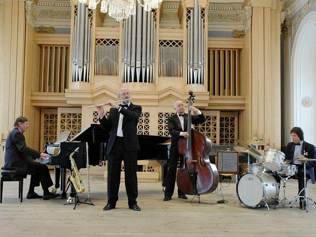 Baroque Jazz Quartet.