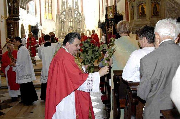 Biskup Dominik Duka